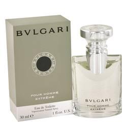 Bvlgari Extreme (bulgari) Cologne by Bvlgari, 1 oz EDT Spray for Men