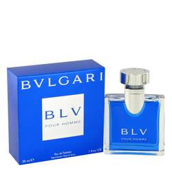 Bvlgari Blv (bulgari) Cologne by Bvlgari, 1 oz EDT Spray for Men
