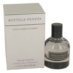 Bottega Veneta Pour Homme Extreme Cologne by Bottega Veneta, 1.7 oz Eau De Toilette Spray for Men