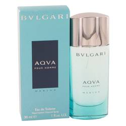 Bvlgari Aqua Marine Cologne by Bvlgari, 1 oz EDT Spray for Men