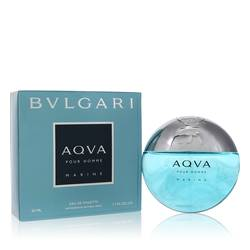 Bvlgari Aqua Marine Cologne by Bvlgari, 1.7 oz EDT Spray for Men