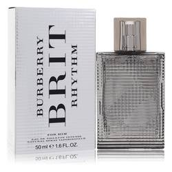 Burberry Brit Rhythm Intense Cologne by Burberry, 1.7 oz EDT Spray for Men