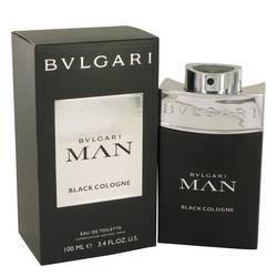 Bvlgari Man In Black Cologne by Bvlgari, 3.4 oz EDT Spray for Men
