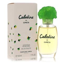 Cabotine Perfume by Parfums Gres, 30 ml Eau De Toilette Spray for Women from FragranceX.com