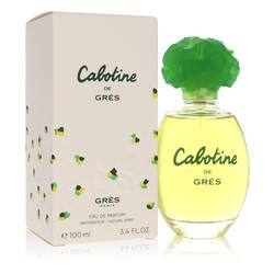 Cabotine Perfume by Parfums Gres, 100 ml Eau De Parfum Spray for Women from FragranceX.com