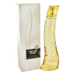 Café Café Puro Perfume by Cofinluxe, 100 ml Eau De Toilette Spray for Women