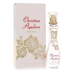 Christina Aguilera Woman Perfume by Christina Aguilera, 1 oz Eau De Parfum Spray for Women