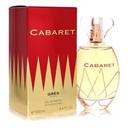 Cabaret Perfume by Parfums Gres, 3.4 oz Eau De Parfum Spray for Women