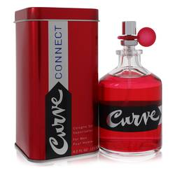 Curve Connect Cologne by Liz Claiborne, 4.2 oz Eau De Cologne Spray for Men