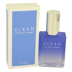 Clean Cotton T-shirt Perfume by Clean, 30 ml Eau De Parfum Spray for Women