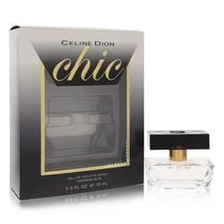 Celine Dion Chic Mini by Celine Dion, .5 oz Mini EDT Spray for Women