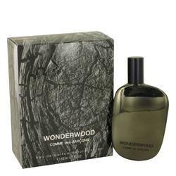 Comme Des Garcons Wonderwood Perfume by Comme des Garcons, 1.7 oz Eau De Parfum Spray for Women
