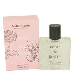 Coeur De Jardin Perfume by Miller Harris, 50 ml Eau De Parfum Spray for Women