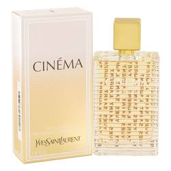 Cinema Perfume by Yves Saint Laurent, 50 ml Eau De Toilette Spray for Women from FragranceX.com