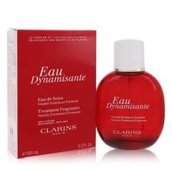 Eau Dynamisante Perfume by Clarins, 3.4 oz Treatment Fragrance Spray for Women
