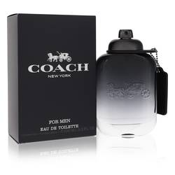 Coach Cologne by Coach, 100 ml Eau De Toilette Spray for Men