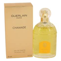 Chamade Perfume by Guerlain, 100 ml Eau De Toilette Spray for Women from FragranceX.com