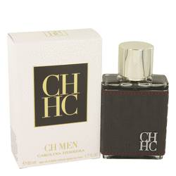 Ch Carolina Herrera Cologne by Carolina Herrera, 1.7 oz Eau De Toilette Spray for Men