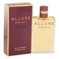 Allure Sensuelle Perfume by Chanel, 1.7 oz Eau De Parfum Spray for Women