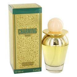Charming Perfume by C. Darvin, 3.4 oz Eau De Toilette Spray for Women