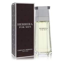 Carolina Herrera Cologne by Carolina Herrera, 3.4 oz Eau De Toilette Spray for Men