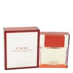 Chic Perfume by Carolina Herrera, 1.7 oz Eau De Parfum Spray for Women