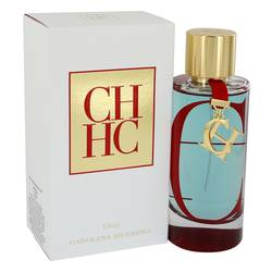 Ch L'eau Perfume by Carolina Herrera, 3.4 oz Eau De Toilette Spray for Women