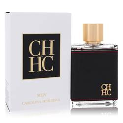 Ch Carolina Herrera Cologne by Carolina Herrera, 100 ml Eau De Toilette Spray for Men