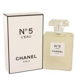 Chanel No. 5 L'eau Perfume by Chanel, 200 ml Eau De Toilette Spray for Women