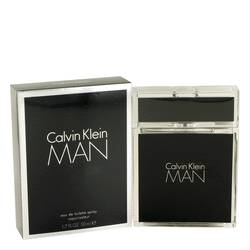 Calvin Klein Man Cologne by Calvin Klein, 50 ml Eau De Toilette Spray for Men