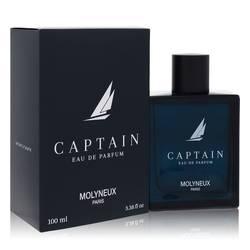 Captain Cologne by Molyneux, 3.4 oz Eau De Parfum Spray for Men