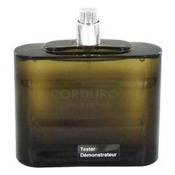 Corduroy Cologne by Zirh International, 4.2 oz Eau De Toilette Spray (Tester) for Men