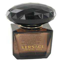 Crystal Noir Perfume by Versace, 90 ml Eau De Parfum Spray (Tester) for Women from FragranceX.com