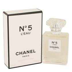 Chanel No. 5 L'eau Perfume by Chanel, 35 ml Eau De Toilette Spray for Women