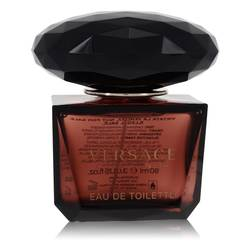 Crystal Noir Perfume by Versace, 3 oz Eau De Toilette Spray (Tester) for Women