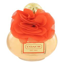 Coach Poppy Blossom Perfume by Coach, 3.4 oz Eau De Parfum Spray (Tester) for Women