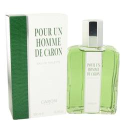 Caron Pour Homme Cologne by Caron, 16.9 oz Eau De Toilette for Men