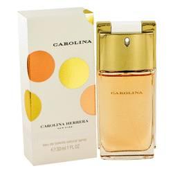 Carolina Perfume by Carolina Herrera, 30 ml Eau De Toilette Spray for Women