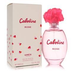 Cabotine Rose Perfume by Parfums Gres, 3.4 oz Eau De Toilette Spray for Women