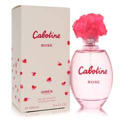 Cabotine Rose Perfume by Parfums Gres, 100 ml Eau De Toilette Spray for Women