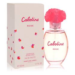 Cabotine Rose Perfume by Parfums Gres, 1.7 oz Eau De Toilette Spray for Women