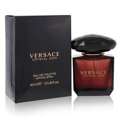 Crystal Noir Perfume by Versace, 30 ml Eau De Toilette Spray for Women from FragranceX.com