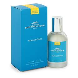 Comptoir Sud Pacifique Vanille Coco Perfume by Comptoir Sud Pacifique, 30 ml Eau De Toilette Spray for Women
