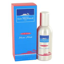 Comptoir Sud Pacifique Musc Alize Perfume by Comptoir Sud Pacifique, 100 ml Eau De Toilette Spray for Women