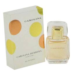 Carolina Mini by Carolina Herrera, .13 oz Mini EDT for Women