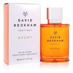 David Beckham Instinct Sport Cologne by David Beckham, 50 ml Eau De Toilette Spray for Men
