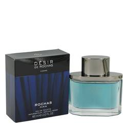 Desir De Rochas Cologne by Rochas, 2 oz Eau De Toilette Spray for Men