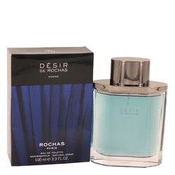 Desir De Rochas Cologne by Rochas, 100 ml Eau De Toilette Spray for Men
