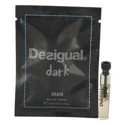 Desigual Dark Sample by Desigual, .05 oz Vial (sample) for Men