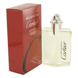 Declaration Cologne by Cartier, 1.7 oz EDT Spray for Men